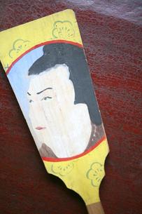 羽子板の写真素材 [FYI04173776]
