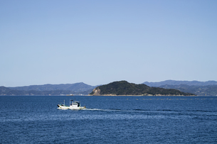 日本の風景、和歌山県衣奈漁港の写真素材 [FYI04174580]