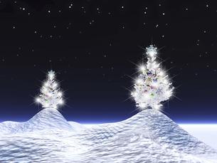 クリスマスツリーの写真素材 [FYI04177465]