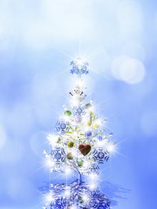 クリスマスツリーの写真素材 [FYI04177468]