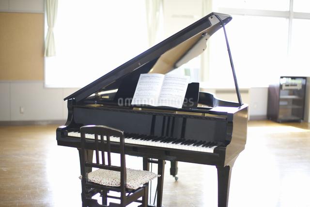 音楽室の写真素材 [FYI04179651]