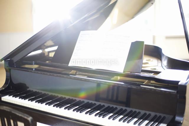 グランドピアノの写真素材 [FYI04179652]