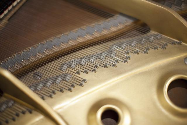 グランドピアノの写真素材 [FYI04179653]