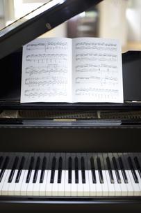 グランドピアノの写真素材 [FYI04179654]