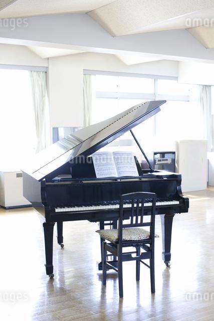 音楽室の写真素材 [FYI04179659]