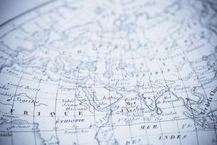 古地図の写真素材 [FYI04180299]