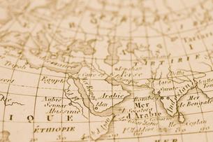 古地図の写真素材 [FYI04180300]