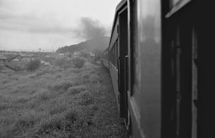 鉄道 私鉄・大井川鉄道C11形蒸気機関車牽引列車の写真素材 [FYI04183968]