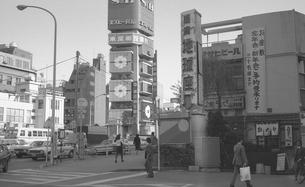 銀座寸景・三原橋の写真素材 [FYI04184042]
