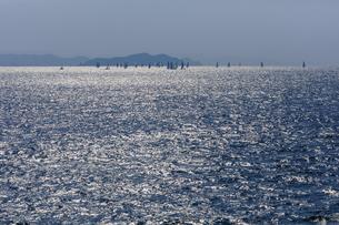 日本の風景、和歌山紀伊水道の風景の写真素材 [FYI04185077]