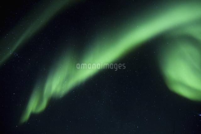 カナダ/イエローナイフのオーロラの写真素材 [FYI04185114]