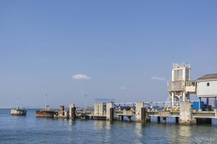 日本の風景、和歌山港の写真素材 [FYI04185230]
