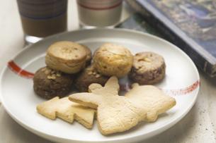 手作りクッキーの写真素材 [FYI04187577]