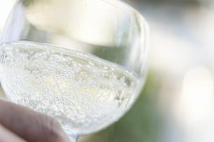 スパークリングワインの写真素材 [FYI04189486]