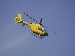 ジェットヘリの写真素材 [FYI04191016]