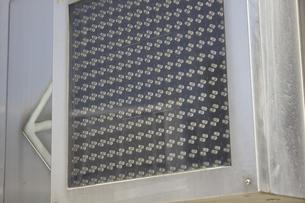 発光ダイオードの表示板の写真素材 [FYI04191225]