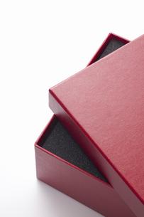 赤いギフトボックスの写真素材 [FYI04191722]