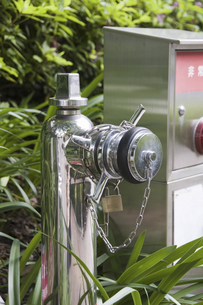 消火栓の写真素材 [FYI04192205]