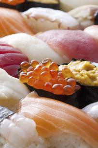 お寿司の写真素材 [FYI04192484]
