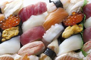 お寿司の写真素材 [FYI04192488]