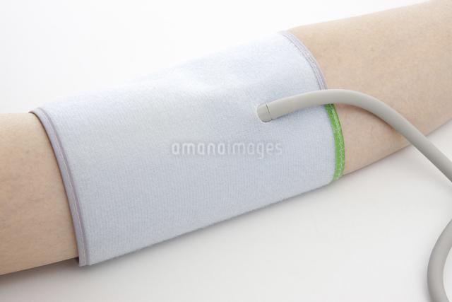 血圧計の写真素材 [FYI04193088]