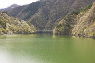 秩父湖の写真素材 [FYI04193327]