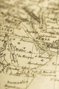 古地図の写真素材 [FYI04193460]
