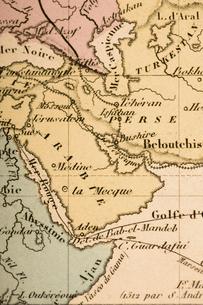 古地図の写真素材 [FYI04193484]