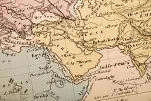 古地図の写真素材 [FYI04193489]
