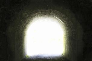 トンネルの写真素材 [FYI04194455]