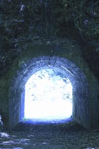 トンネルの写真素材 [FYI04194457]