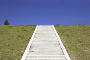 階段の写真素材 [FYI04194729]