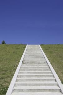 階段の写真素材 [FYI04194733]