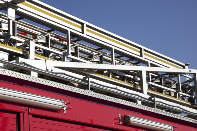 消防車の写真素材 [FYI04195822]