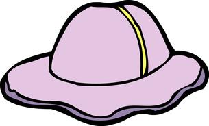 帽子のイラスト素材 [FYI04197341]