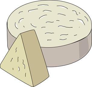 チーズのイラスト素材 [FYI04200078]