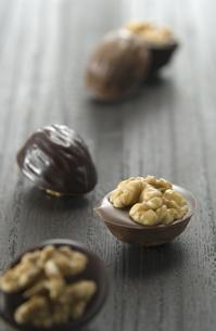 チョコレートの写真素材 [FYI04201269]