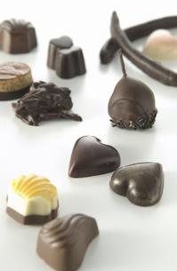 チョコレートの写真素材 [FYI04201271]