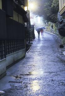 温泉町の写真素材 [FYI04201588]
