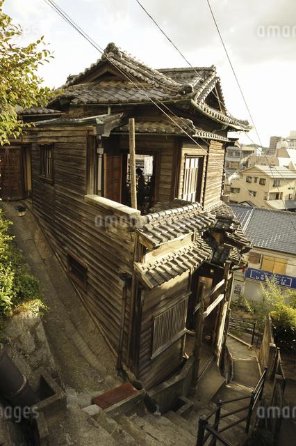尾道ガウディハウスの写真素材 [FYI04201903]