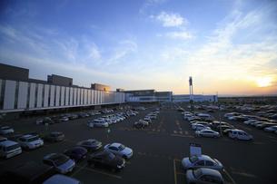 新千歳空港の写真素材 [FYI04203261]