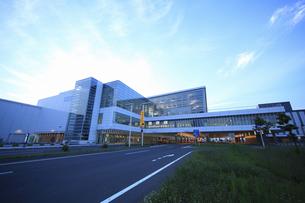 新千歳空港の写真素材 [FYI04203268]