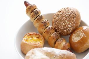 パン数種の写真素材 [FYI04204166]