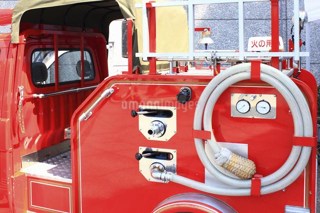 消防自動車の写真素材 [FYI04207477]