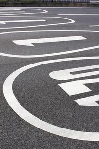国道名の道路標示の写真素材 [FYI04207586]