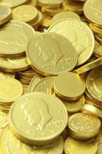 金貨の写真素材 [FYI04208583]