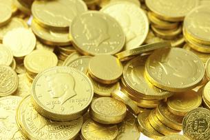 金貨の写真素材 [FYI04208586]