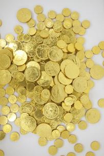 金貨の写真素材 [FYI04208722]