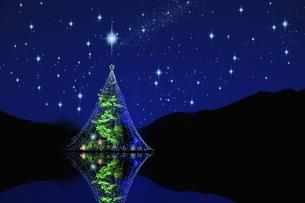 クリスマスツリーの写真素材 [FYI04208925]