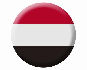 イエメンの国旗の写真素材 [FYI04211602]